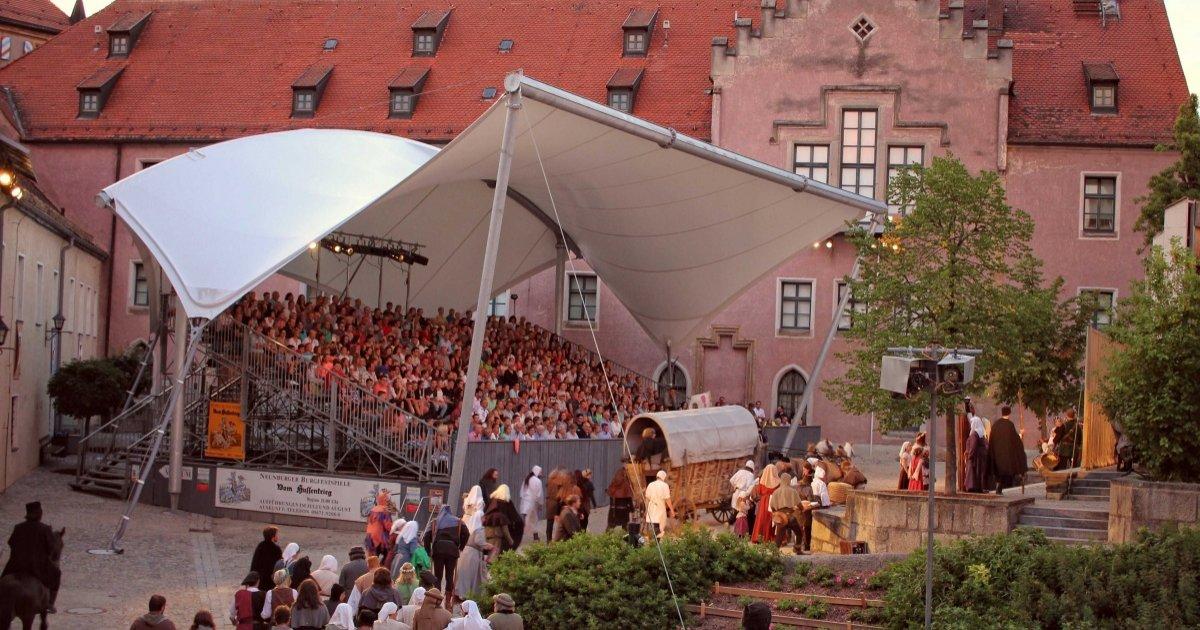 hussiten kirschfest naumburg 2018
